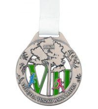 Medal odlewany 7 pętla tuszkowska