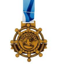 Medal odlewany bieg neptuna