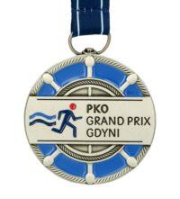 Medal odlewany pko grand prix gdyni