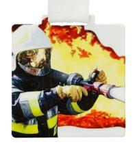 Medal z nadrukiem q-medals standard plus - strażak gaszący pożar