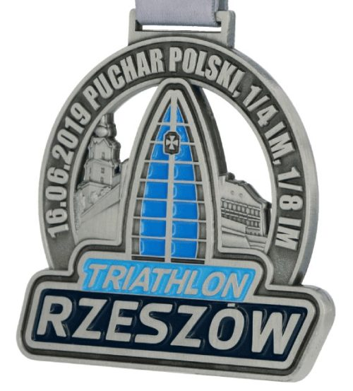 Medale rzeszów - Producent medali Tryumf