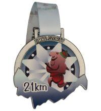 Medal na Bieg Morsa 2021